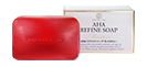 AHA refine soap
